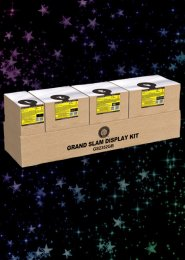 Grand Slam Firework Display Kit