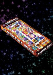 Bonfire Max Large Assorted Firework Selection Box