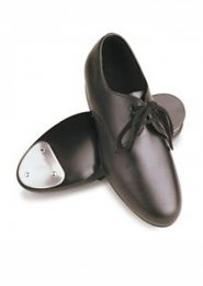 Mens Black Tap Shoes