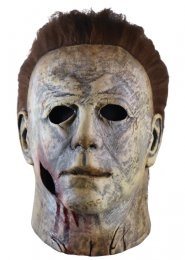 Deluxe Halloween 2018 Michael Myers Mask Bloody Edition