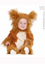 Toddler Size Cute Cuddly Lion Costume
