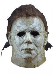 Deluxe Halloween 2018 Michael Myers Mask with Hair