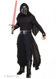 Adult Star Wars The Force Awakens Deluxe Kylo Ren Costume