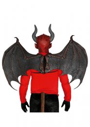 Deluxe Large Gothic Demon Wings
