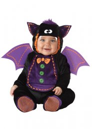 Baby Size Halloween Cute Vampire Bat Costume