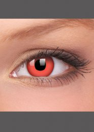 Halloween Red Devil Daily Eye Lenses