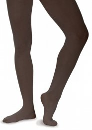 Black Seamless Dance Ballet Tights