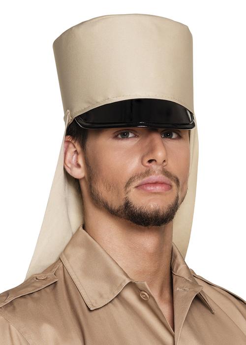 aa5f7f6e8b French Foreign Legion Desert Kepi Hat