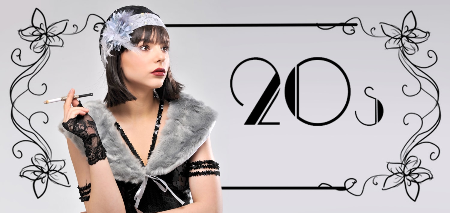 20s Fancy Dress