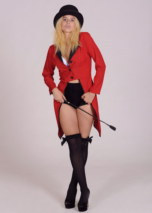 Pin circus ringmaster jacket on pinterest