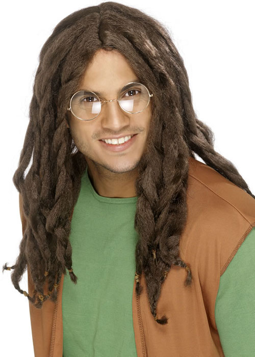 Caveman With Dreads : Brown dreadlock wig dion wigshop