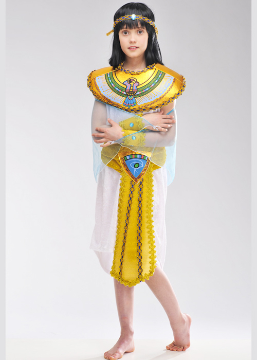 d237bcc3e7f Kids Cleopatra Egyptian Girl Costume