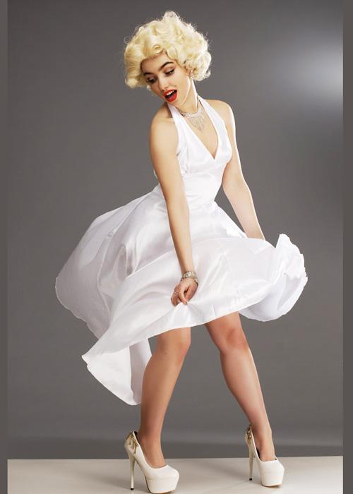 Classic Marilyn Monroe Costume
