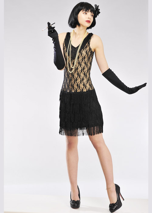 1b1bb8cda Ladies 20s Chicago Jazz Costume Ladies 20s Chicago Jazz Costume [30042] -  Struts Party Superstore