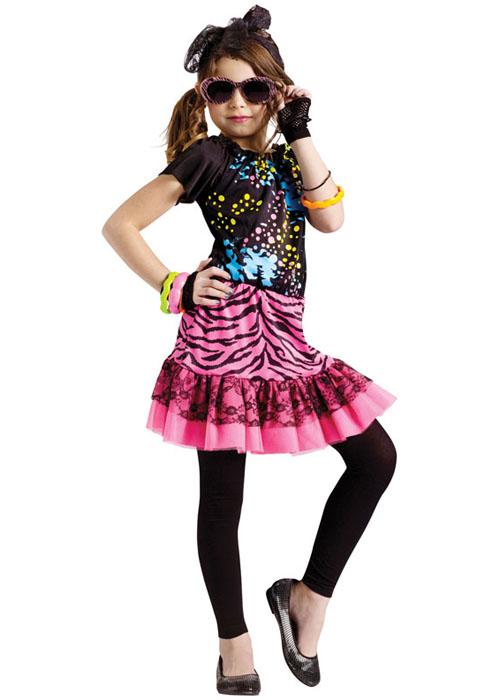 pink 80 s costume 3578a b struts
