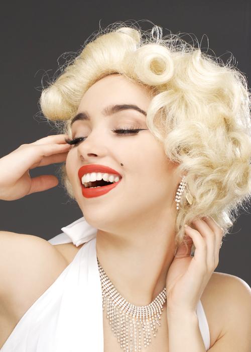 Womens Blonde Marilyn Monroe Wig 048ea57c92