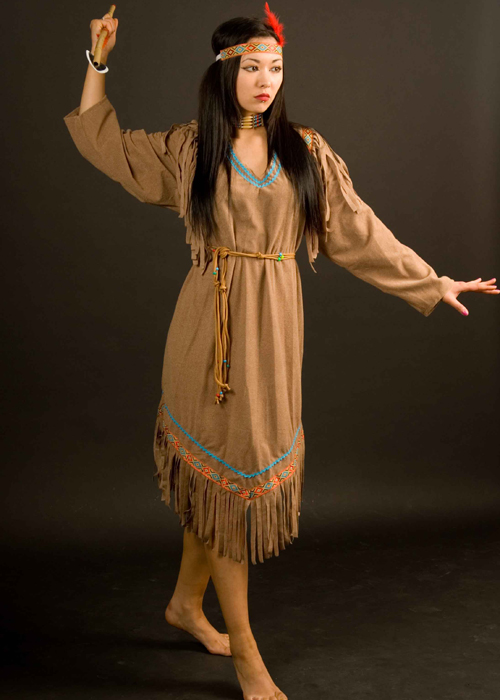 Cheyenne Indian Squaw Costume 4336I