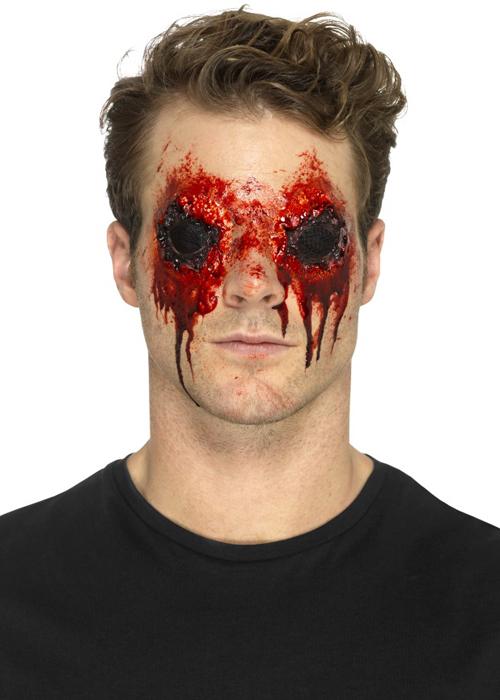Bloody Zombie Eyes Prosthetic Make Up