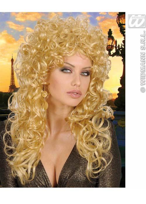 Big Blonde Wigs 88