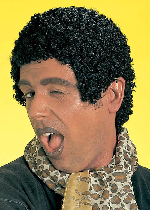 Dress 187 70 s afro wigs 187 tom jones style 70 s short black curly wig