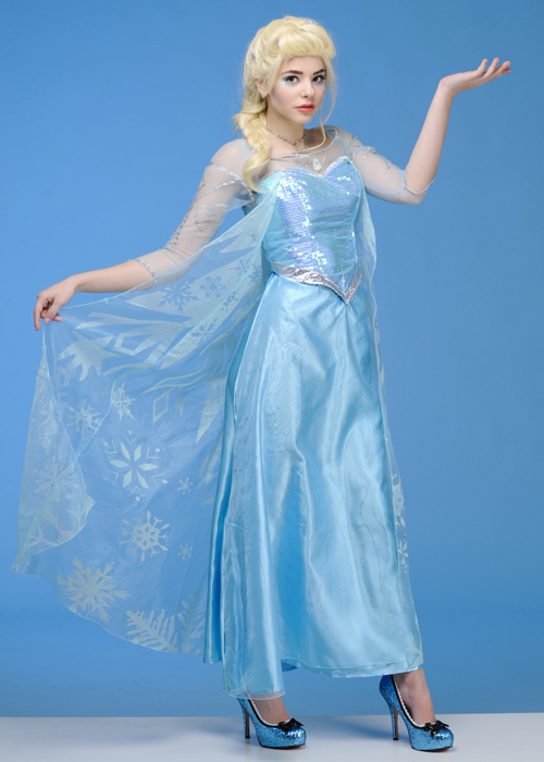 sc 1 st  Struts Fancy Dress & Womens Disney Frozen Elsa Costume