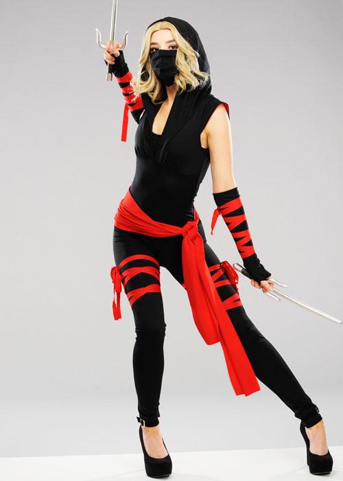 plain cute ninja outfit names