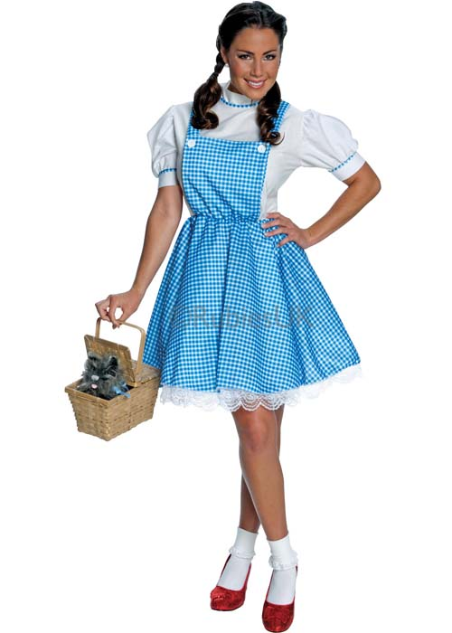 Adult dorothy halloween costumes