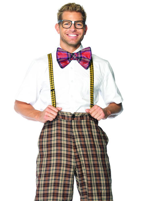 School Nerd Or Sexy Geek Fancy Dress Accessory Kit