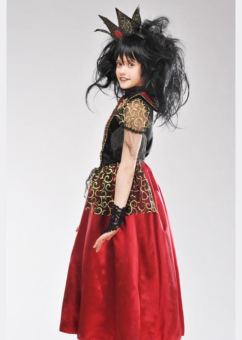 sc 1 st  Struts Fancy Dress & Girls Deluxe Gothic Wicked Queen Costume