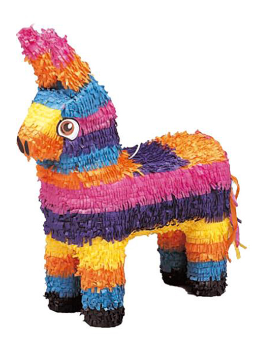 Mexican Donkey Pinata U6626 Struts Party Superstore