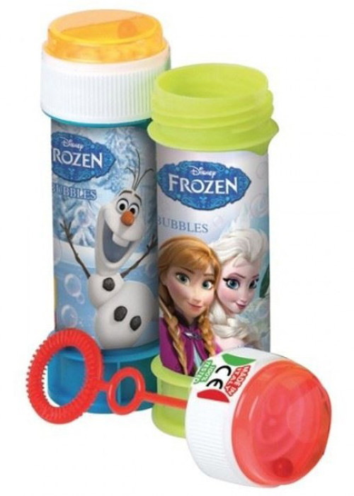 Kids Party Favour Single Disney Frozen Bubbles