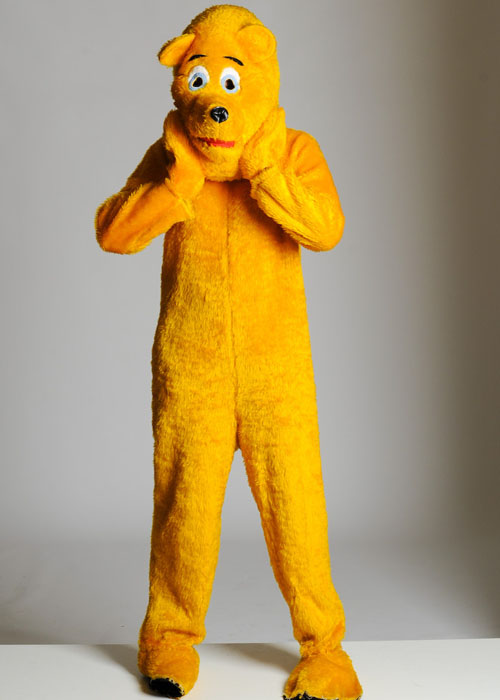 Teddy bear costumes for adults