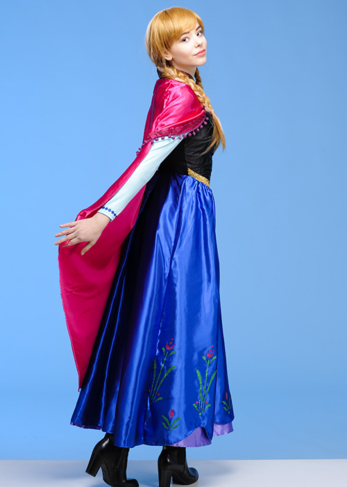 Womens Disney Frozen Anna Costume
