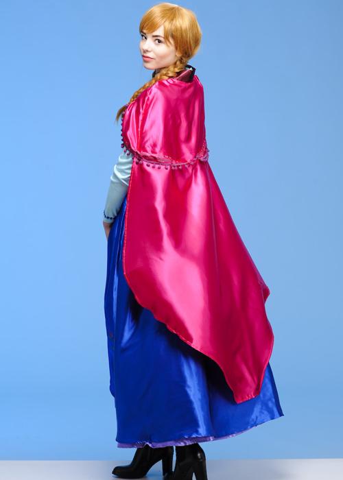 Womens Disney Frozen Anna Costume
