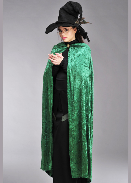 adult mcgonagall style witch costume kit st808 struts