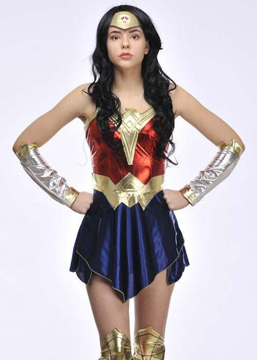 Ladies Batman V Superman Wonder Woman Costume