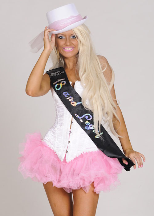 18th Birthday Black And Silver Party Sash 29391 18 Struts Party Superstore