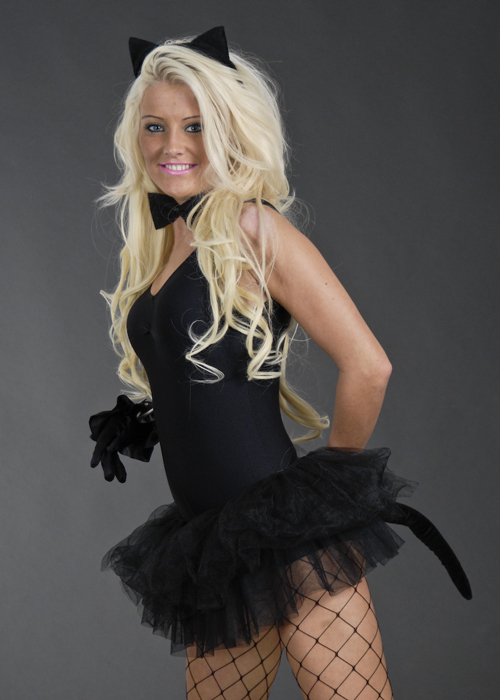 Black cat fancy dress ideas