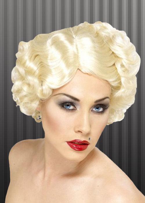 Bod. prefer blonde flapper wig