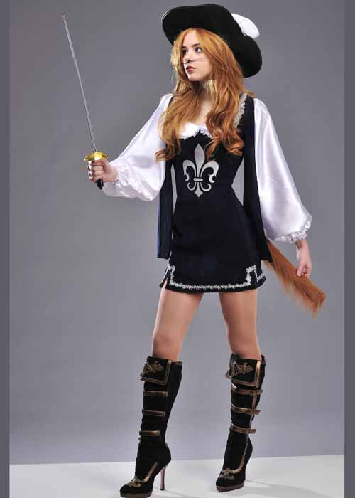 Adult Puss N Boots Costume 111