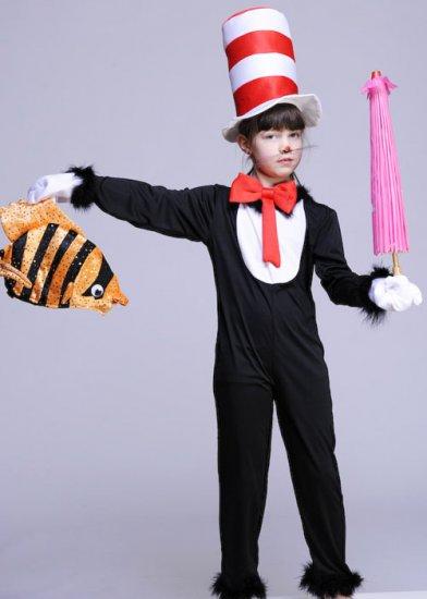 Kids Costume Hats   Kids Black Kitty Pirate Hat Sc 1 St Piratemerch b2d3300bc0b