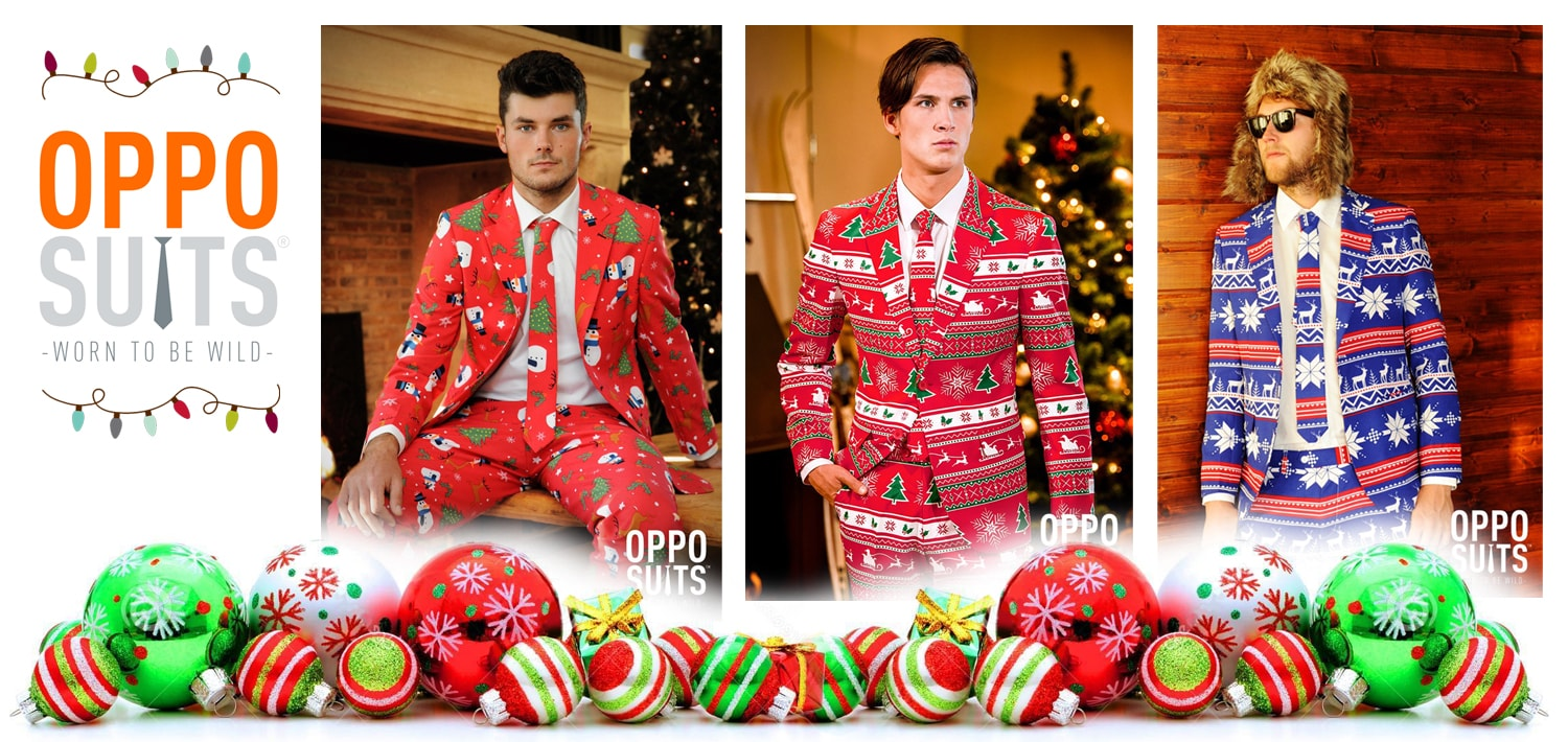 Christmas Oppo Suits