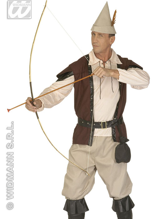 Deluxe Robin Hood Medieval Bow And Arrow Set