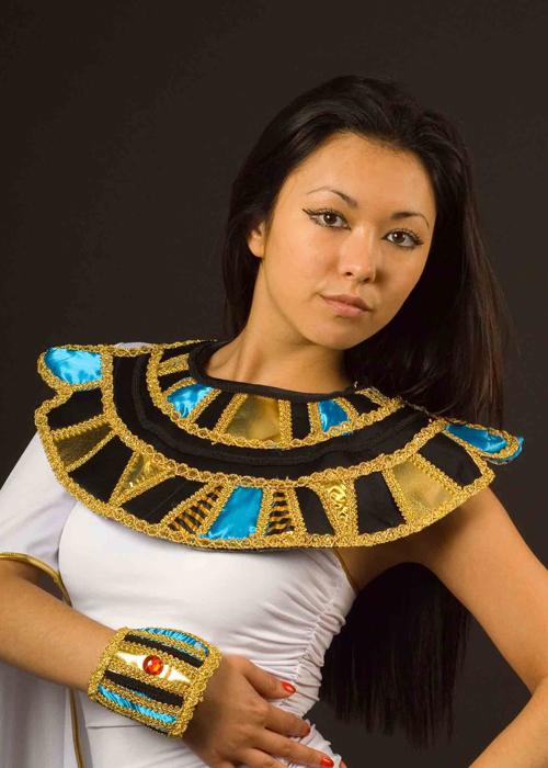 egyptian cleopatra collar