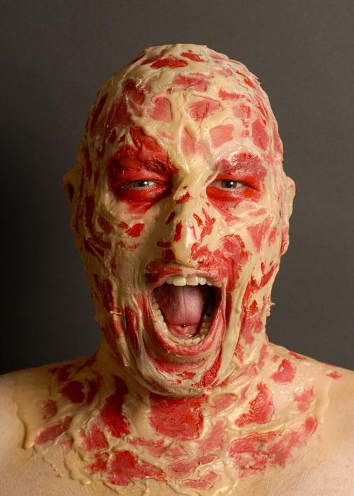 Halloween Freddy Krueger Make-Up Kit Halloween Freddy Krueger Make ...