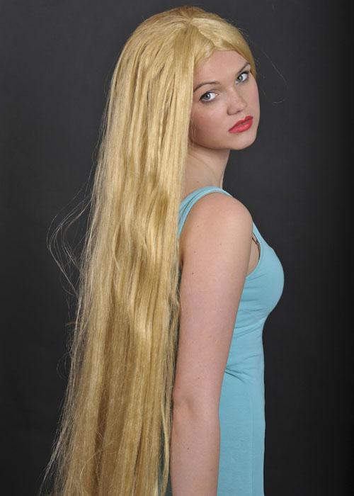 Blonde Wig Fancy Dress 21