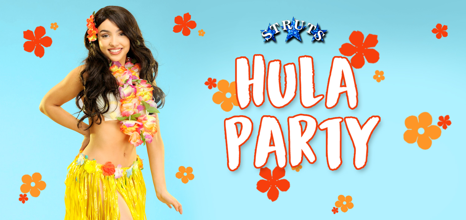 Hula Party Supplies