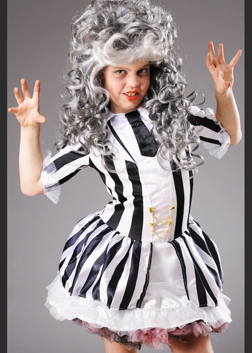 ... childrens beetlejuice costume with wig ...  sc 1 st  The Halloween - aaasne & Kids Beetlejuice Halloween Costume - The Halloween