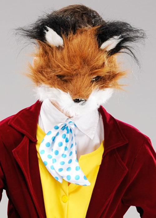 Kids Deluxe Fantastic Mr Fox Mask