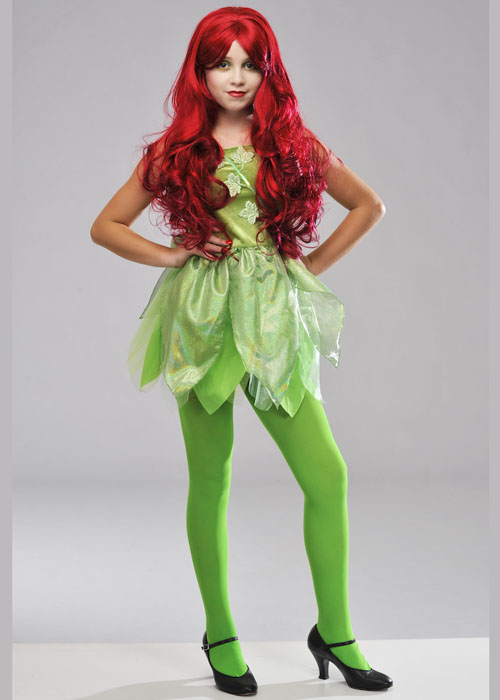 Kids Size Poison Ivy Style Costume  sc 1 st  eBay : poison ivy costume kid  - Germanpascual.Com